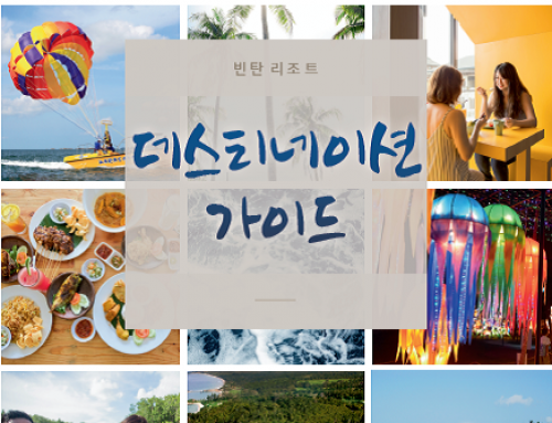 Destination Guide 2018 (Korean)